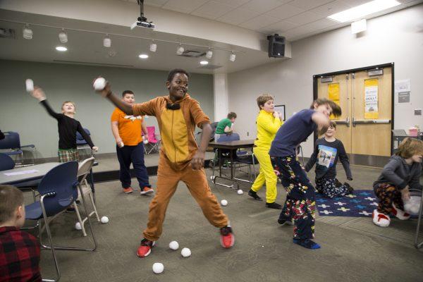 Downtown School Students Celebrate Winter Break