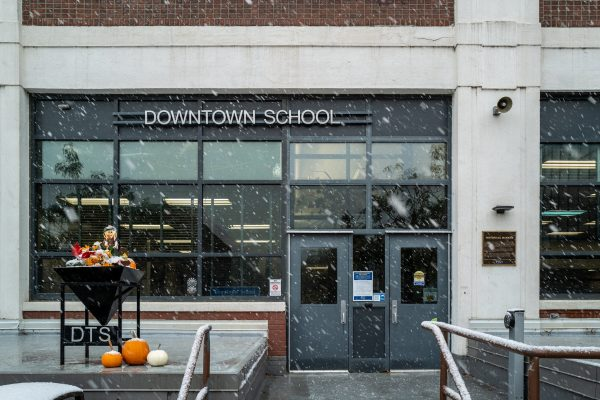 Arrival and Dismissal at Downtown School